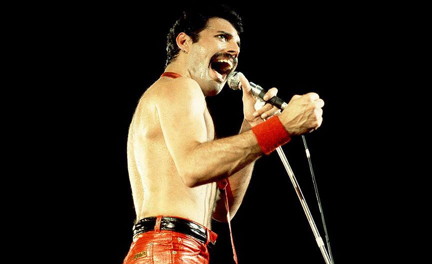 Biografi Freddy Mercury, Legenda Musik Rock